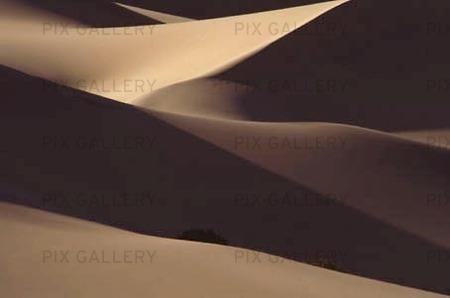 Death Valley i Californien, USA