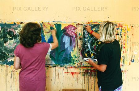 Konstnärer
