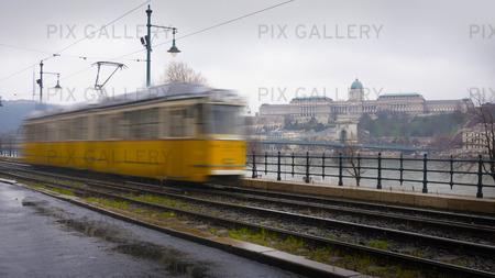 Spårvagn i Budapest, Ungern