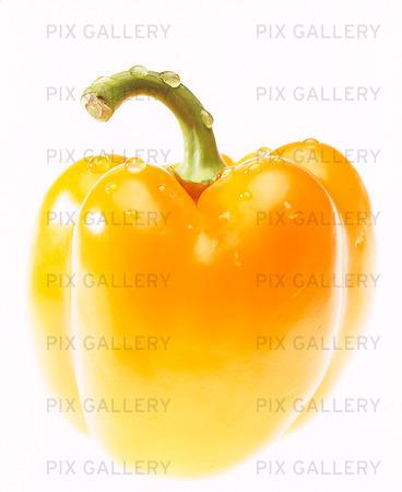 Gul paprika