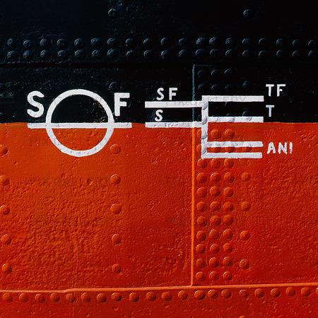 Lastmärke på fartyg