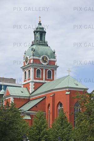 St Jakobs kyrka, Stockholm