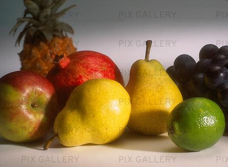 Blandad frukt