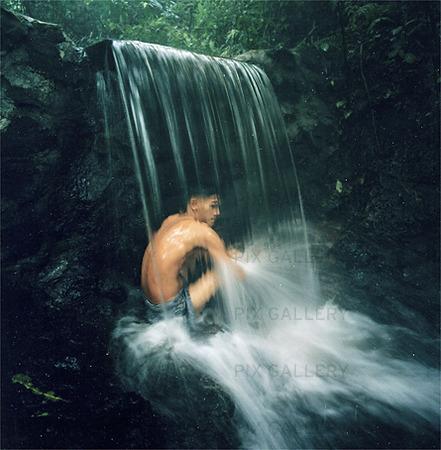 Bad i vattenfall, Filippinerna