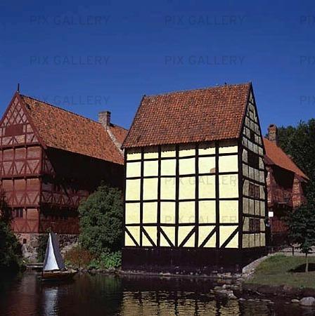 gratis 6 den gamle by i Århus hal