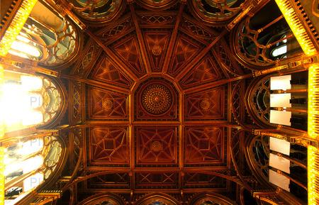 Parlamentet i Budapest, Ungern