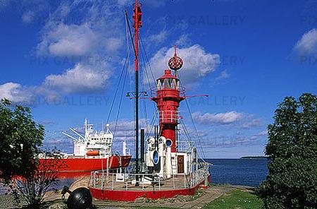 Fyrskeppet i Öregrund, Uppland