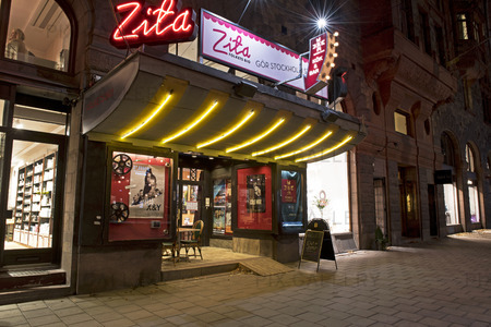 Biograf Zita, Stockholm
