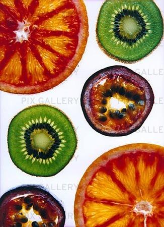 Fruktskivor