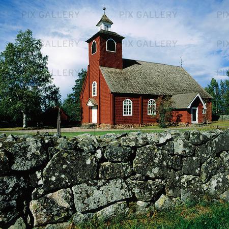 Envikens G:a kyrka, Dalarna