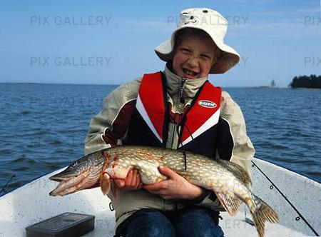 Fiskfångst