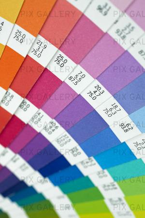 Färgskalor