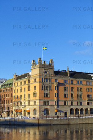 Regeringskansliet Rosenbad, Stockholm