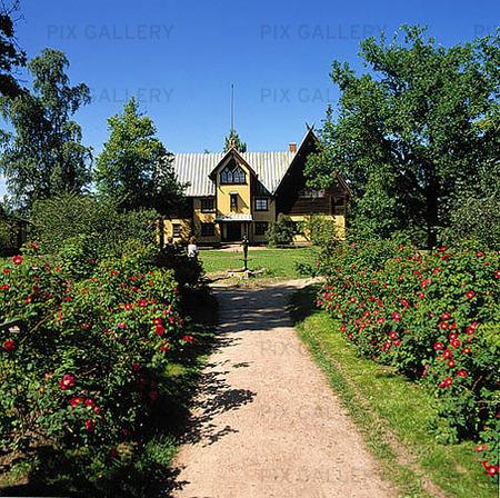 Zorngården i Mora, Dalarna