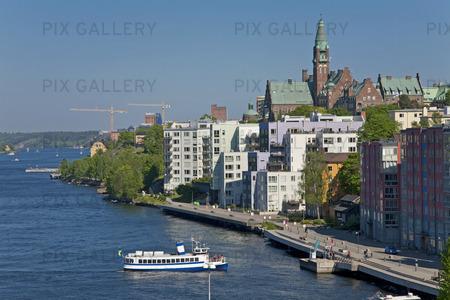Saltsjökvarn, Stockholm