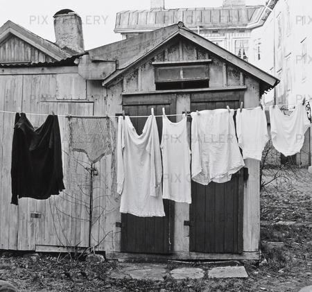 Tvätt, 1960 talet