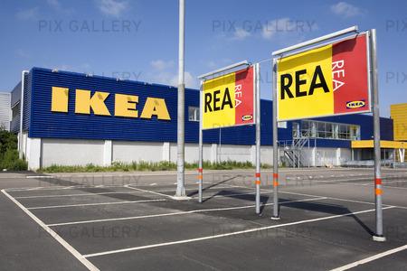 Rea på IKEA