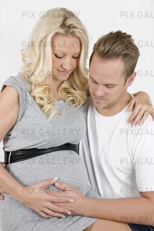 Par som väntar barn