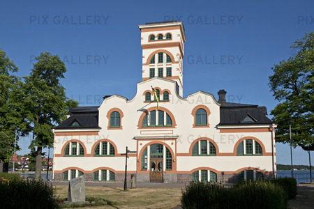 Västervik gamla badhus, Småland