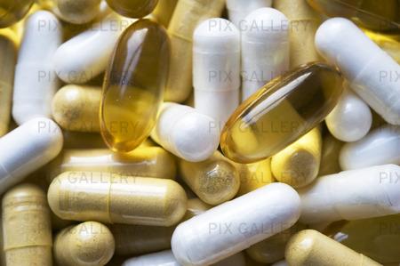 Vitaminer och piller