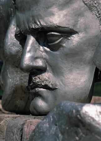 Sibelius Monument i Helsingfors, Finland