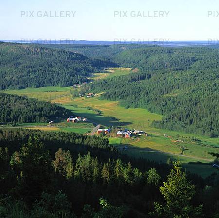 Höga Kusten, Ångermanland