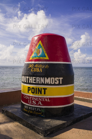 Key West, USA's sydligaste punkt