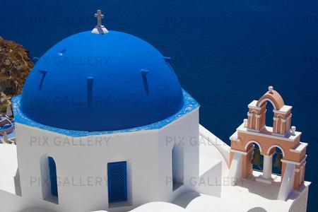 Santorini, Grekland