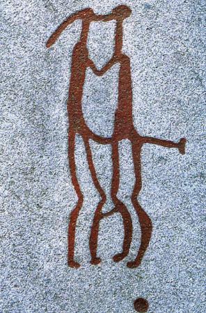 Rock carvings, Bohuslän