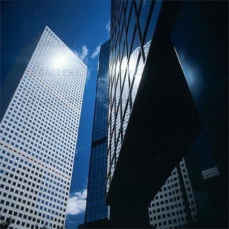 Kontorsbyggnad i Denver, USA