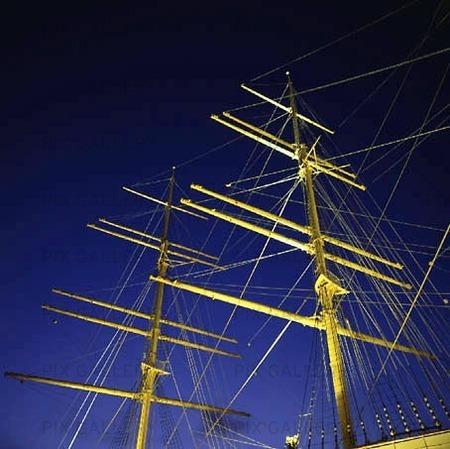Barken Viking, Gothenburg