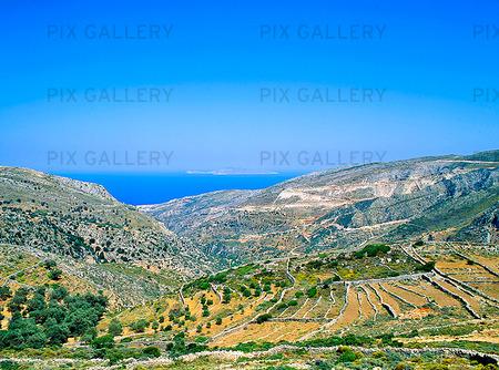 Naxos, Grekland