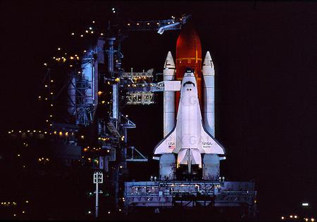 "Rymdfärja ""Atlantis"" KSC-NASA, USA"