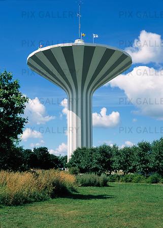 Vattentornet Svampen i Örebro, Närke