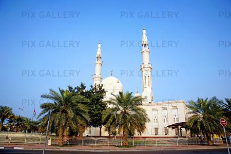 Jumeirah moskén i Dubai, Förenade Arabemiraten