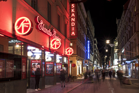 Biograf Skandia, Stockholm
