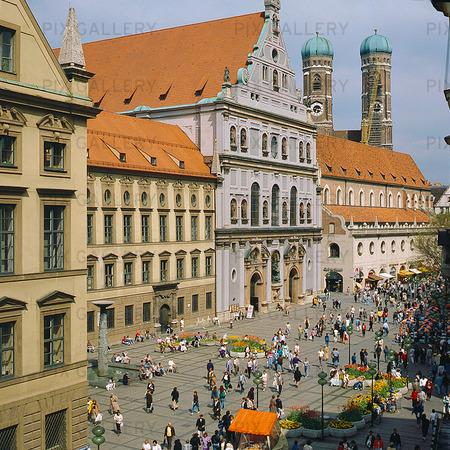 München, Tyskland