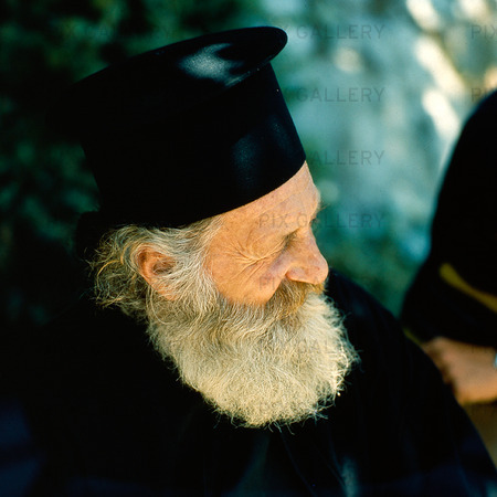 Präst i Grekland