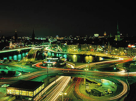 Stadstrafik, Stockholm