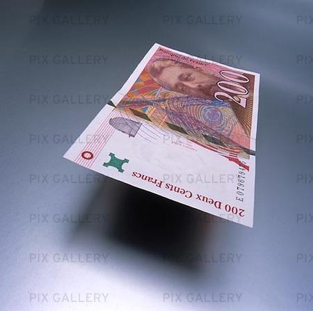 Fransk valuta