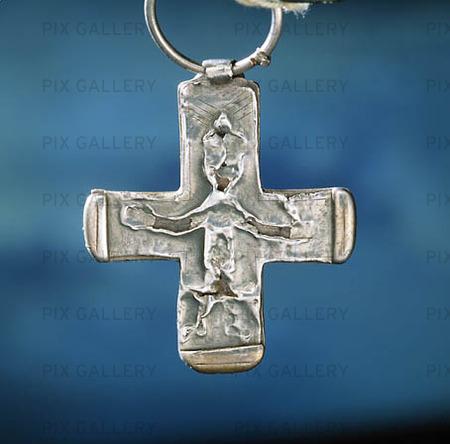 Krucifix från Vikingatiden