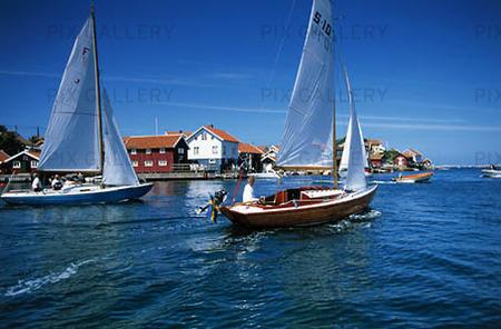 Segling i Bohuslän
