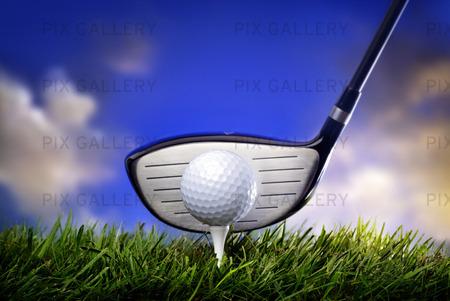golfklubba