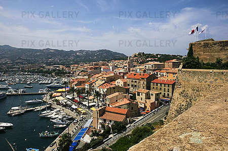 Port Calvi, Corsica