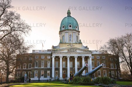 Imperial War Museum i London, Storbritannien