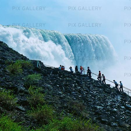Niagara Fallen, USA