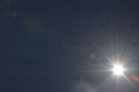 Sol och himmel
