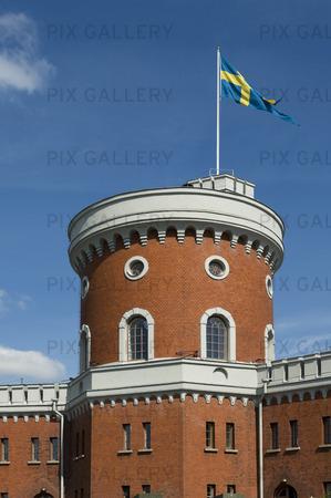 Kastellet på Kastellholmen i Stockholm
