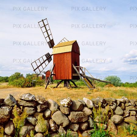 Väderkvarn, Öland
