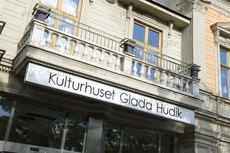 Hudiksvalls kulturhus Glada Hudik, Hälsingland
